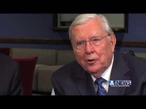 A-TV News Exclusive Interview: Elder Oaks and Elder Ballard