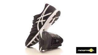 Zapatillas Gel Zaraca 4 Negras Blancas