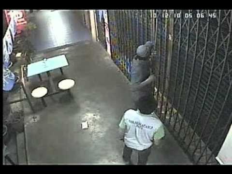 Robbers in Kota Masai Part 1