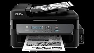 Epson M205 Complete Review