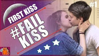 FIRST KISS | FAIL KISS | FUNNY MOMENTS