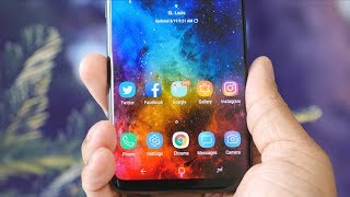 Top 9 Features of the Samsung Galaxy S9!