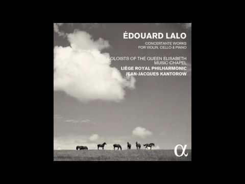 LALO // Concerto russe pour violon et orchestre, Op. 29: I. Prélude // With Elina Buksha
