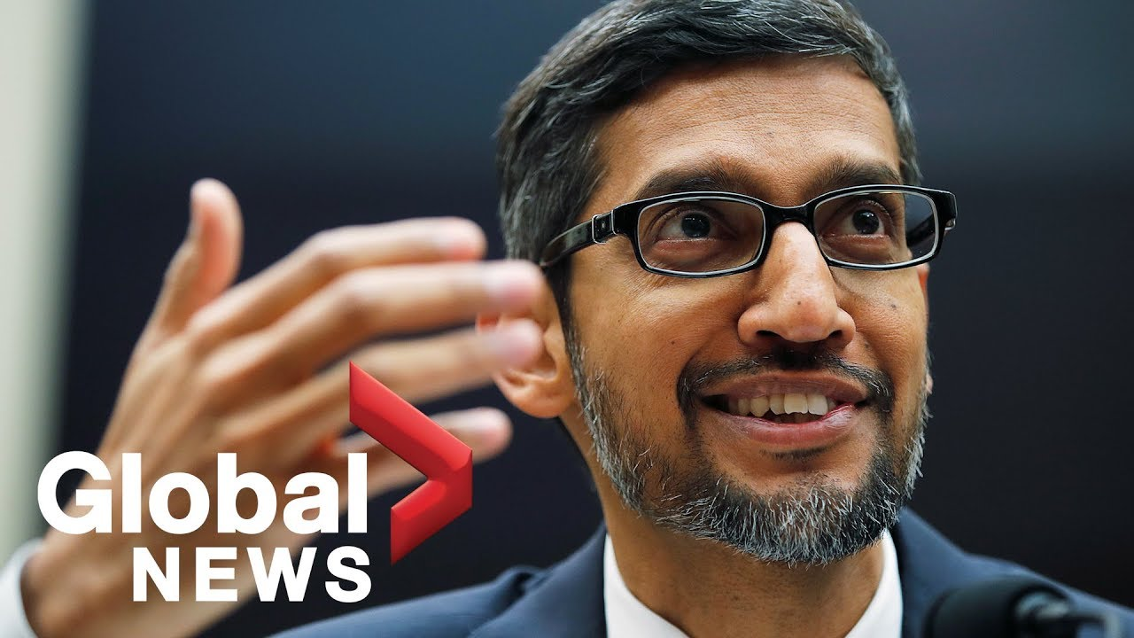 Google CEO tries to explain why Donald Trump shows up in 'idiot' search results