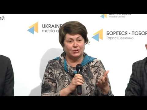 "The exhibition ""Foreign investments in Ukraine"". UCMC-10-03-2016"