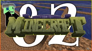"How To Minecraft SMP : ""Draining The Lake"" : Episode 82"
