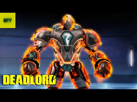DEADLORD EVOLUTION Real Steel Boxing - Android/IOS Gameplay