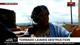 KZN Tornado | Assessing the storm damage in New Hanover