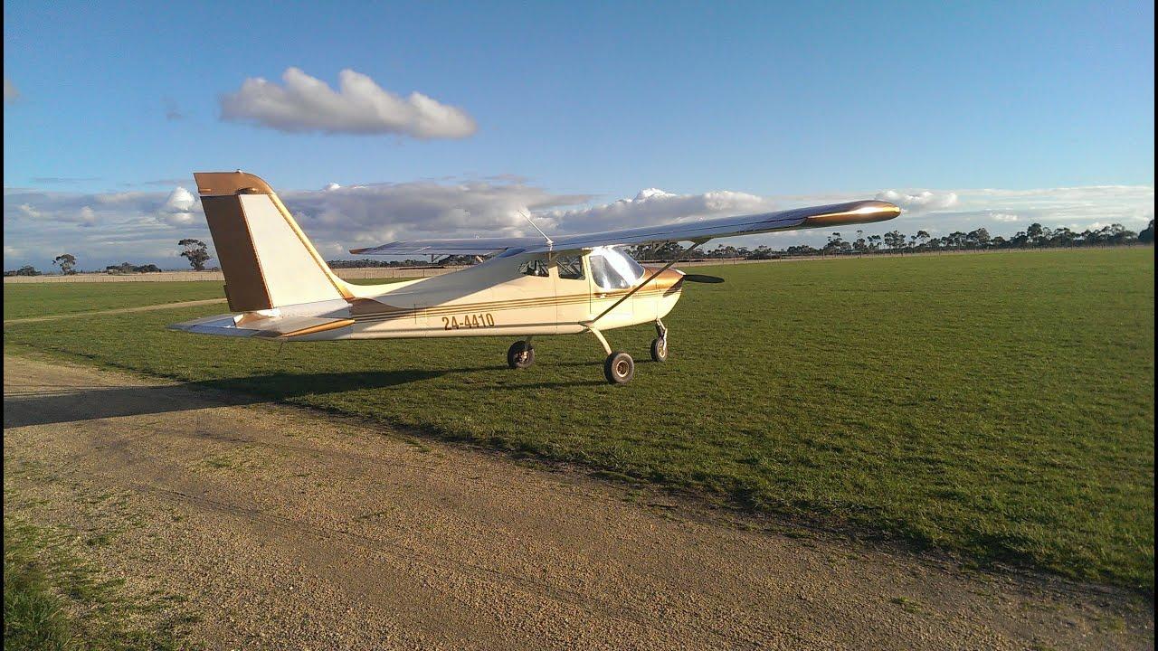 Flying lesson in Tecnam P92 Echo Super
