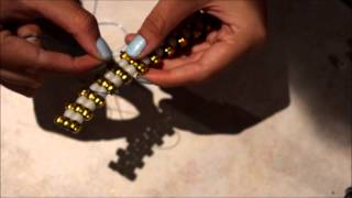 Repeat youtube video Kandi Mask Tutorial Part 1