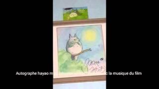 Dédicace mon voisin totoro en musique