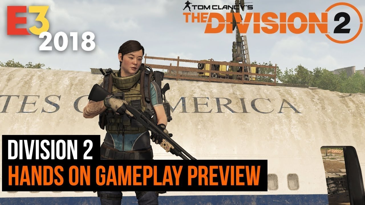 Division 2 hands on gameplay preview
