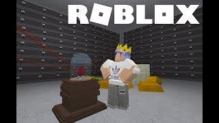 Escape Room Alpha 2 - Bank Heist - Roblox