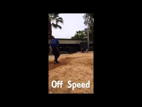 Amanda Chambers Pitching Video 2015