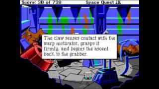 Space Quest III - Speedrun (14:10) [1 of 2]