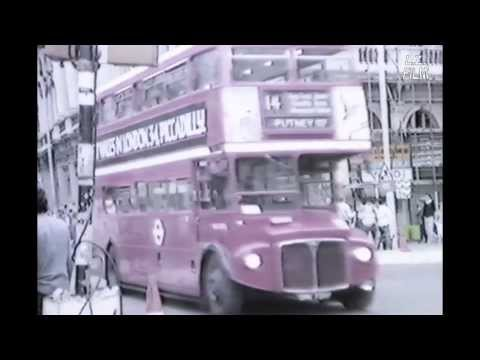 Time Travel: A Trip to London in the Year 1985