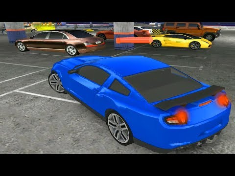 MultiStorey Car Parking - Android GamePlay HD best android games android games 2018
