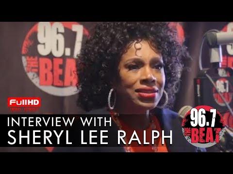 Moran Tha Man Blog (58624) - Sheryl Lee Ralph Interview with Moran Tha Man