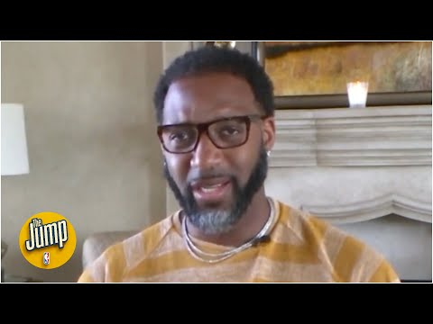 I wouldn't play - Tracy McGrady on NBA players being torn on resuming the season   The Jump