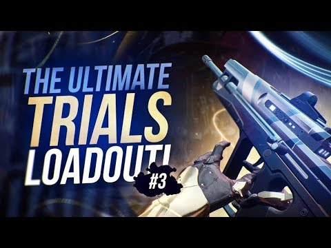 Destiny 2: The Ultimate Trials of The Nine Weapon Loadout #3 | Midtown Best Weapons!