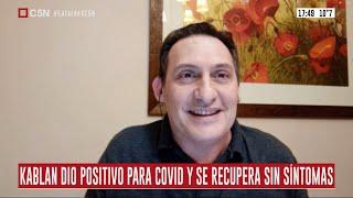 Paulo Kablan Dio Positivo Para Coronavirus Y Se Recupera Sin Síntomas
