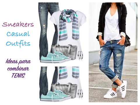 Sneakers Outfits How To Wear Converse Casual Outfits With Sneakers