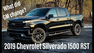 2019 Chevrolet Silverado 1500 RST FULL Review and Walkaround