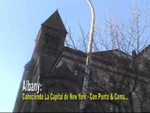 Albany    Capital de New York