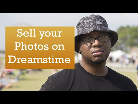 How to Sell your PHOTOS on Dreamstime - Make money with your pictures