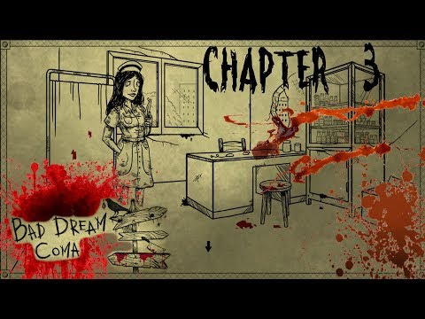 This is Normal, This is Fine |  Bad Dream: Coma Chapter 3