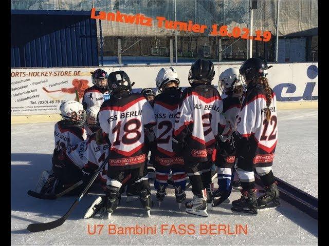 U7 - 6. Turnier in Lankwitz