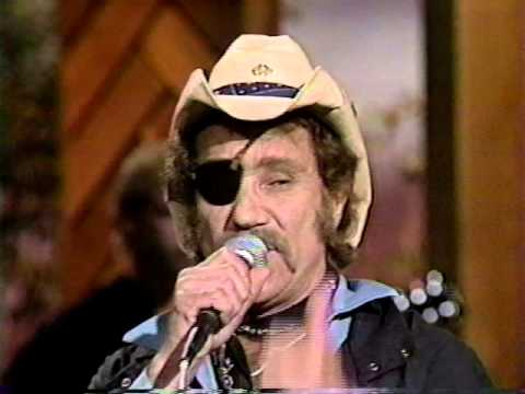 Ray Sawyer formerly of DR Hook, Mel Tillis, Roy Clark & Me TV Show Nashville
