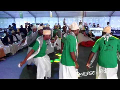 Comoros Traditional Dance held at the Pearl Qatar on October 15, 2016