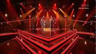 The Voice of Switzerland - Angie Ott & Stefani Heinzmann - Fire