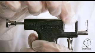 Studex: Пистолет для прокола ушей Universal System видео урок