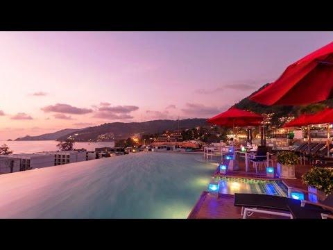 The Charm Resort Phuket, Patong Beach, Phuket, Thailand, 4 stars hotel