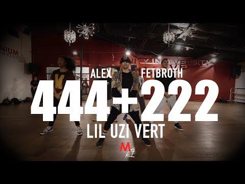 Lil Uzi Vert - 444+222 | Choreography With Alex Fetbroth