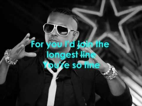 So Fine - Sean Paul Lyrics.wmv