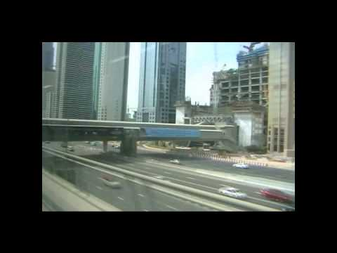 Abu Dhabi City - Metro Transportation 2010
