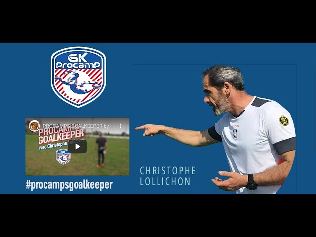 @AgenceSportsMkg  |  PROCAMPS GOALKEEPER by Christophe LOLLICHON
