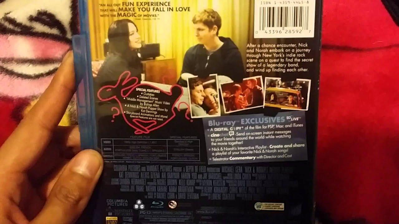 Download Nick & Norah's Infinite Playlist Blu-ray Unboxing
