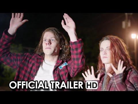 American Ultra Official Trailer (2015) - Kristen Stewart, Jesse Eisenberg HD