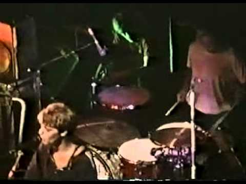 The La's live in Brussels 1991