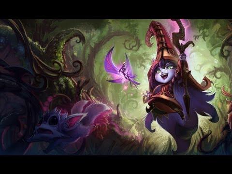 Lulu: Art Spotlight | League of Legends