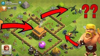 Clash Of Clan|| 😱 OMG 2018 New Ghost Player|| by __coc best Ani