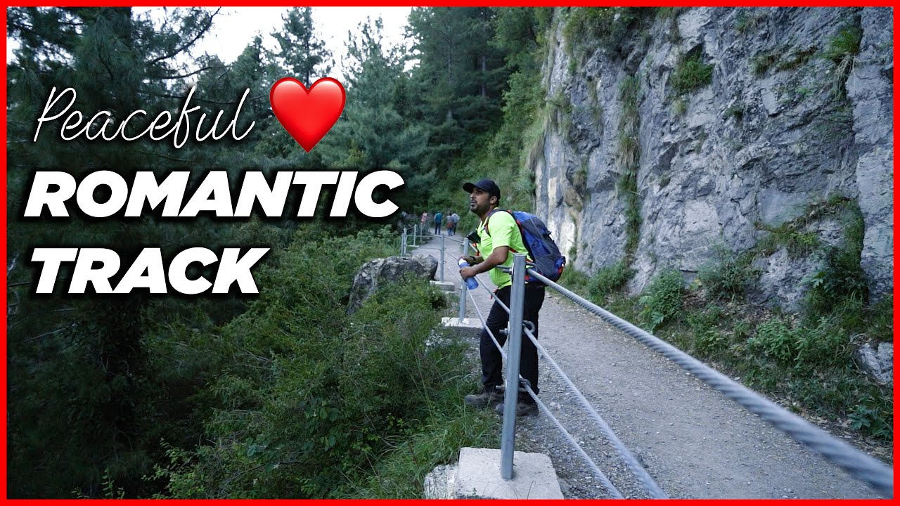 Unknown road to a ROMANTIC TRACK in Nathia Gali | ft. The Cloud Resort