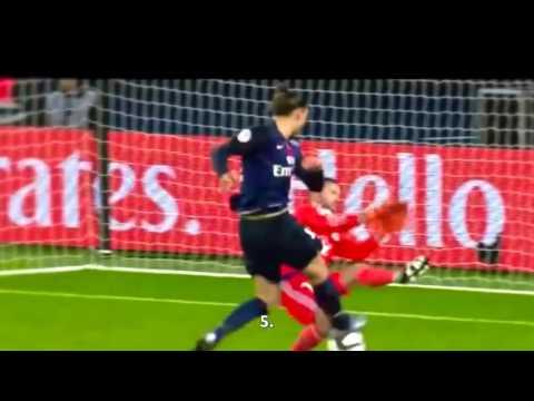 Zlatan Ibrahimovic Top 10 Goals 2016