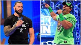 Roman Reigns UNDEFEATED In 2021 Roman Wants John Cena To RETURN In WWE 2021