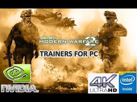 call of duty modern warfare 2 trainer DOWNLOAD