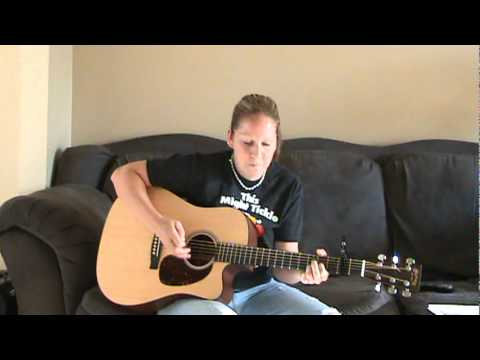 Country Music Jesus-Eric Church cover by Jennifer Lawson